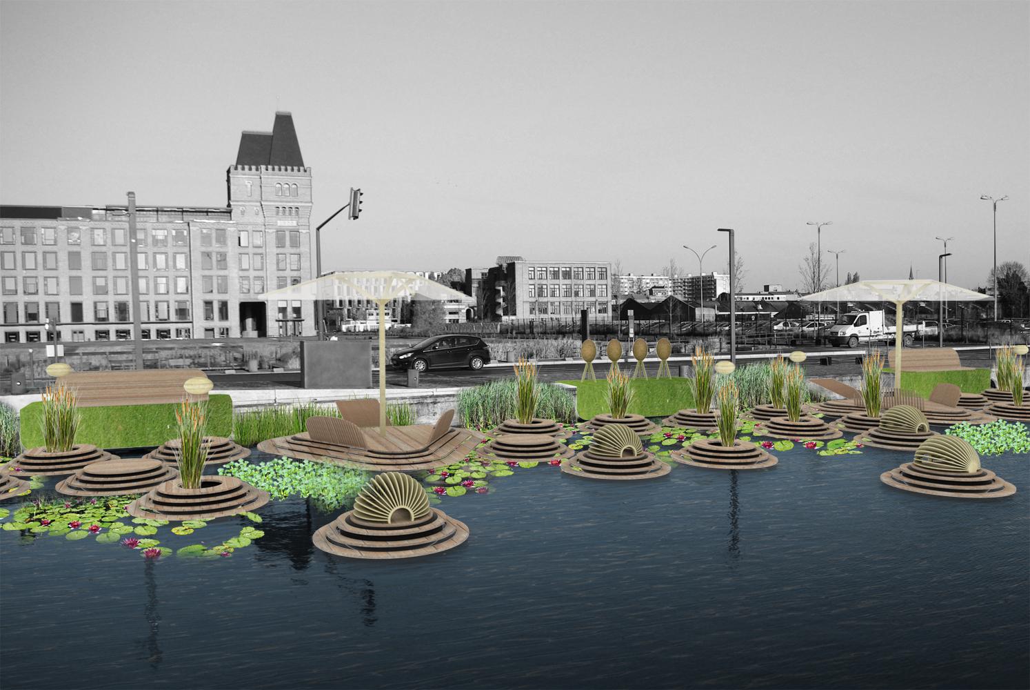 La place de l'eau dans la ville - Transition Végétale - Florent Albinet